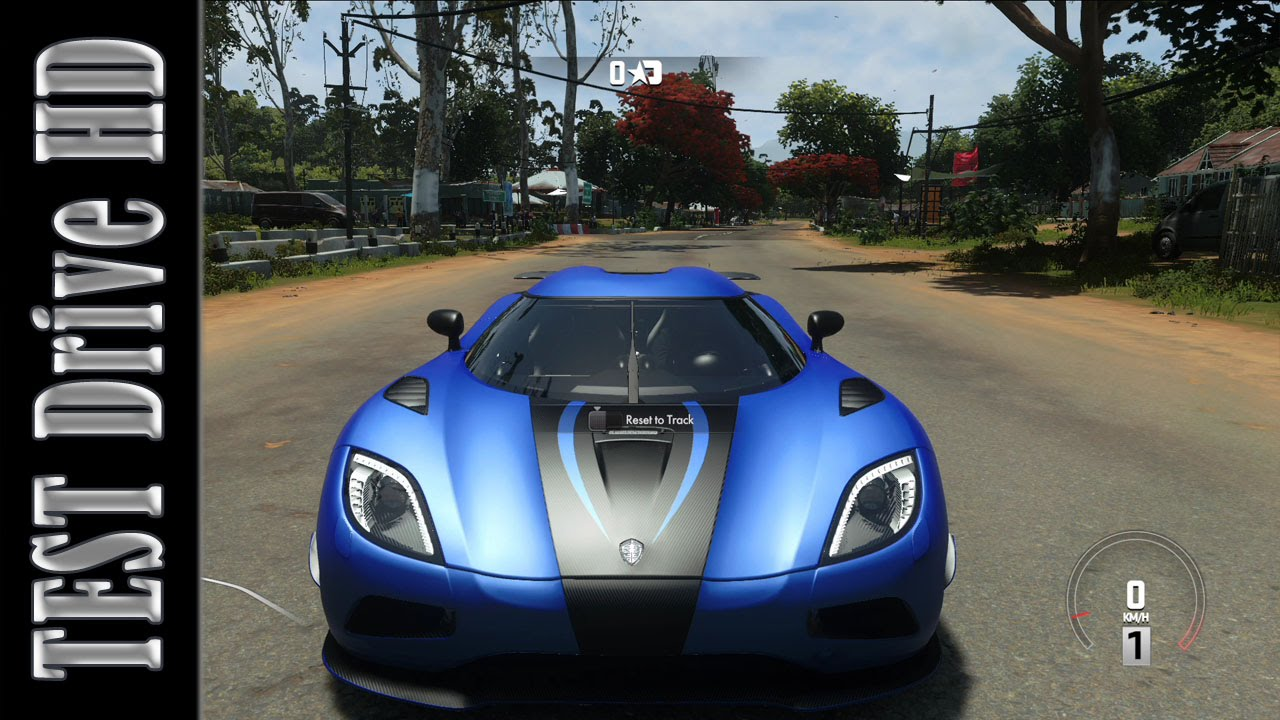 Koenigsegg Agera R - Driveclub - Test Drive Gameplay (PS4 ...