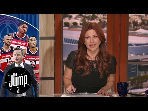 Bradley Beal starting to thrive without John Wall | The Jump | ESPN