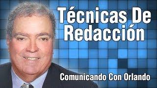7. Técnicas de Redacción
