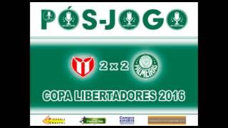 Pós-jogo Web Rádio Verdão - River 2 x 2 Palmeiras (Web Rádio Verdão)