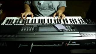 Obbie Messakh - Pernahkah Dulu (Belajar Keyboard mudah)