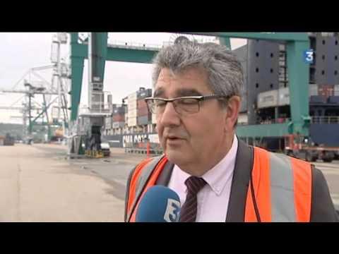HAROPA - Port de Rouen :  CMA CGM parie sur une nouvelle ligne