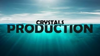 FREE Template Photoshop - Ice Berg - CrystalS Production - 1080p HD