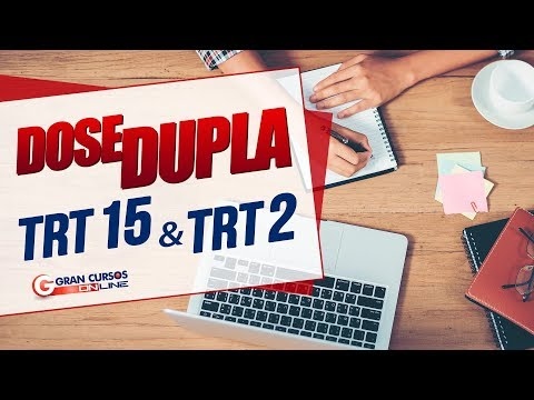 Dose Dupla TRT 2 e TRT 15