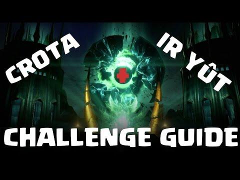 Ir Yut und Crota challenge Guide | Deutsch Anleitung