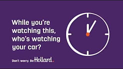 Hollard Car Insurance - Clock