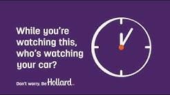 Hollard Car Insurance - Clock
