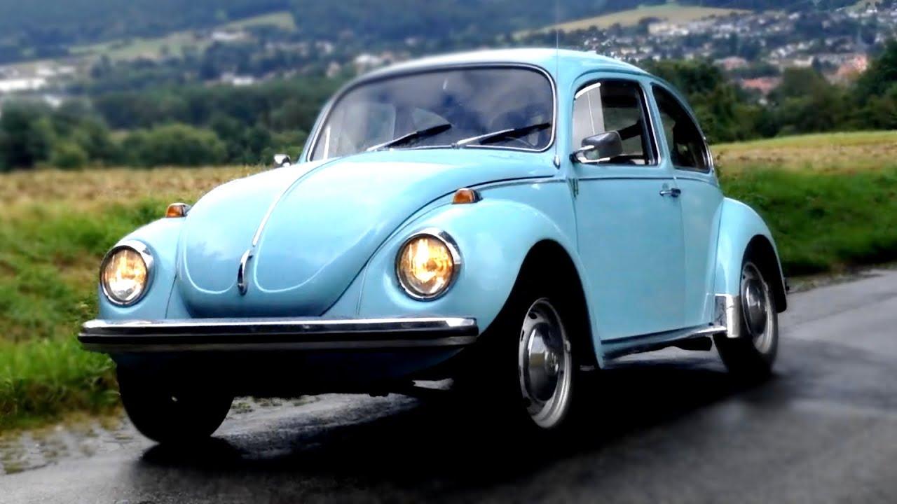71' Volkswagen Beetle - Cinematics - YouTube
