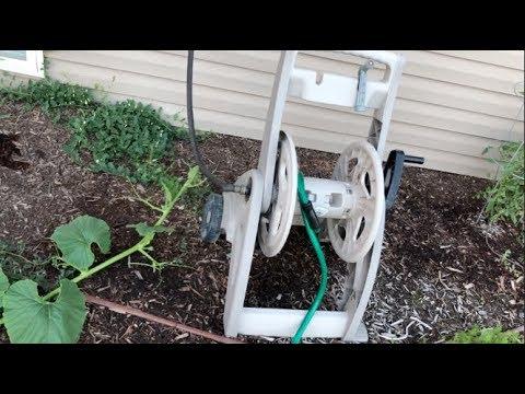 Fixing A Leaking Hose Reel
