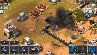 Empires & Allies Mobile - BLUE POWER RANGERS