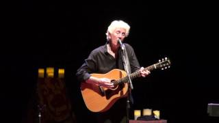 Watch Graham Nash Wasted On The Way video