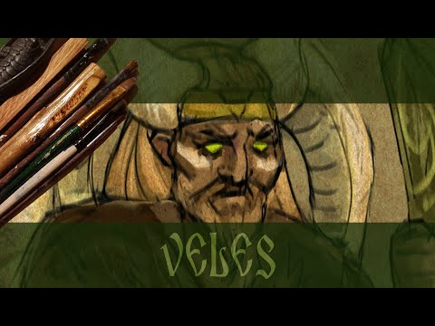 VELES - Concept And Story Art - SLAVIC GODS {Page 5}