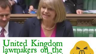 United Kingdom lawmakers on the Anglophone Crisis in Cameroon