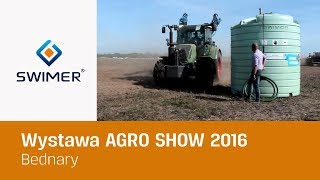 AGRO SHOW 2016 Bednary