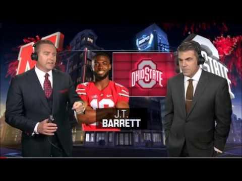 Nebraska vs Ohio State Football (2016) - HD - No Ads