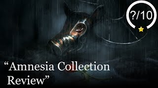 Amnesia Collection Review (Video Game Video Review)