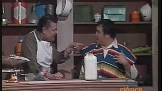 El Indio Maclovio con Luis de Alba