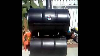 Homemade Bbq Smoker Grill # 3