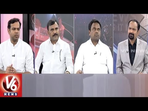 Special Debate on Hyderabad Development & Water Usage | Good Morning Telangana | V6 News