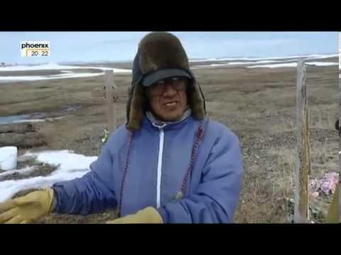 Auf dem Polarkreis unterwegs - Von Point Hope zum Bärensee - Teil 1
