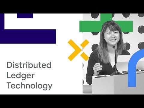 Distributed Ledger Technology Partnerships on Google Cloud (Cloud Next '18)