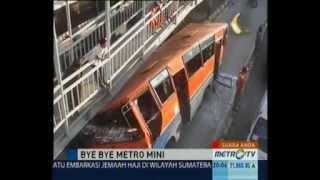 Suara Anda: Bye Bye Metromini (1) | Metro TV