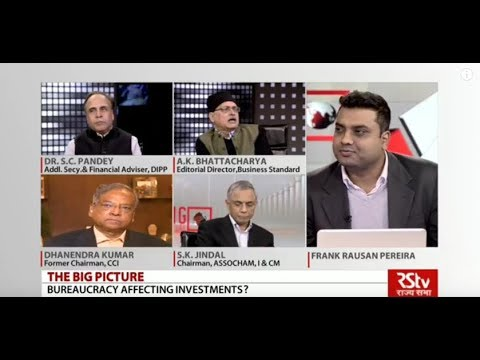 The Big Picture - Bureaucracy Affecting Investments?