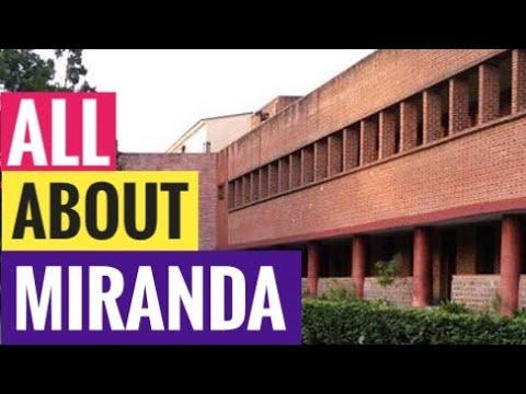 All About Miranda House - The Ultimate College Review | LSR Vs. Miranda | Delhi University