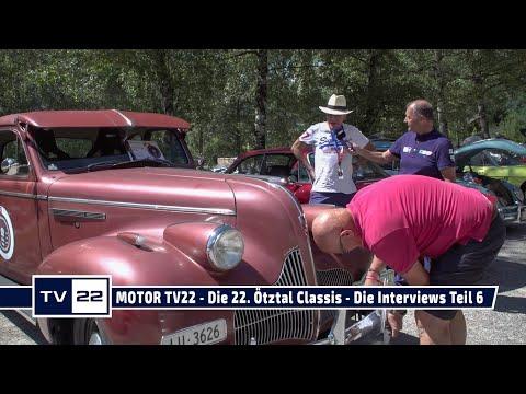 MOTOR TV22: Die 22. Ötztal Classis - Die Interviews Teil 6