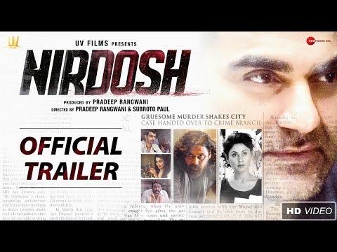 Nirdosh official Trailer   Arbaaz Khan   Manjari Fadnnis   Ashmit Patel   Maheck Chahal   19 Jan '18