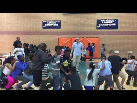 School Assembly - New Vista Middle School