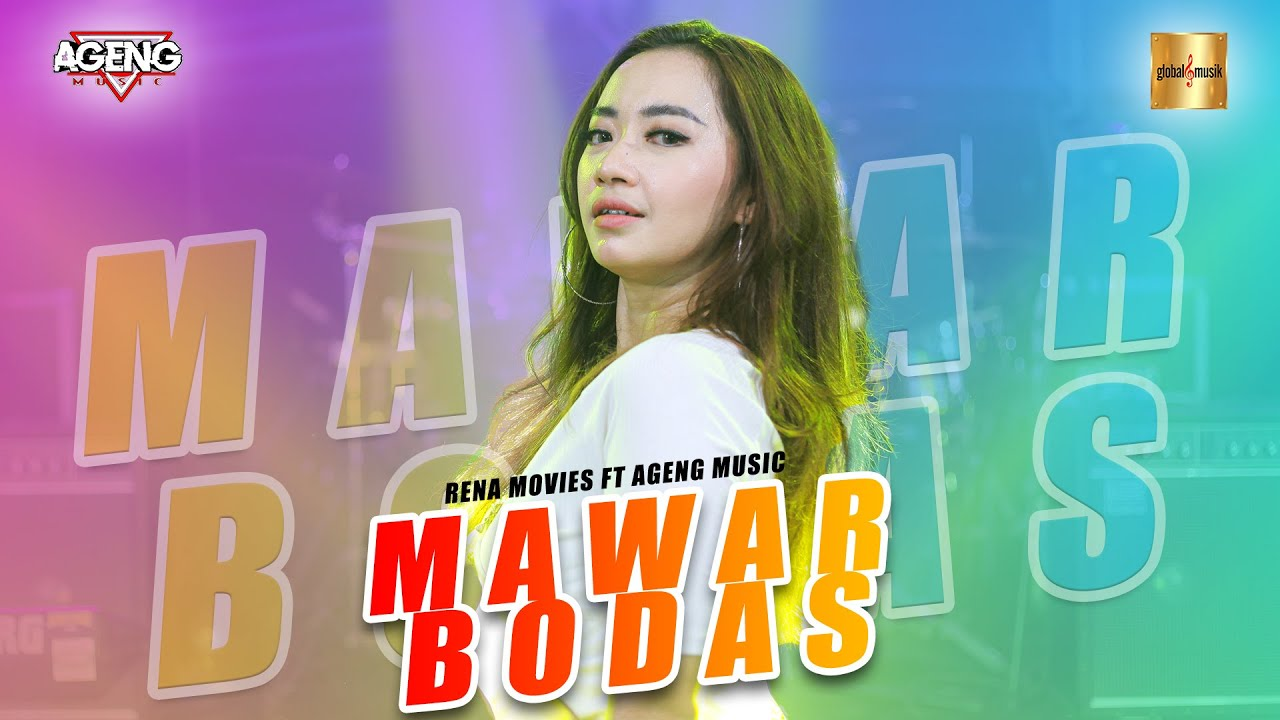 Rena Movies ft Ageng Music - Mawar Bodas (Official Live Music)
