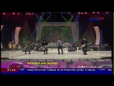 SEMBILAN BAND [Taubat] Live At Kamera Ria (05-08-2014) Courtesy TVRI Mp3