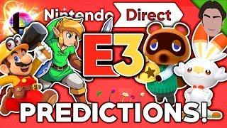 Nintendo Games at E3 2019 PREDICTIONS!