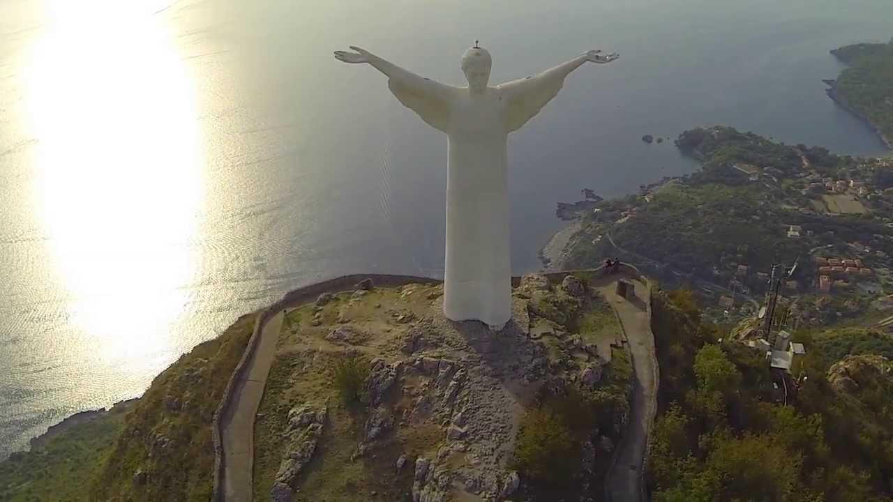 Il Cristo Redentore di Maratea - YouTube