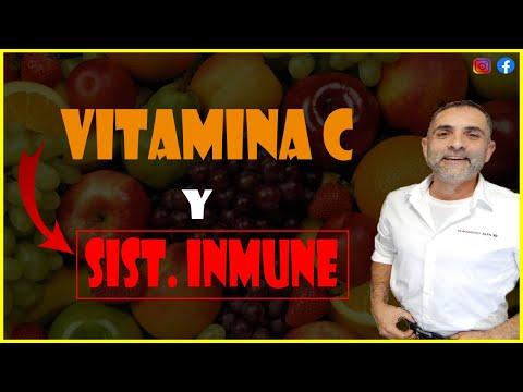 Vitamina C y Sistema Inmunitario