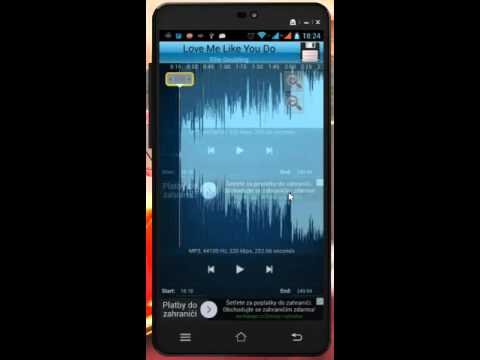 mp3 cutter android app tutorial