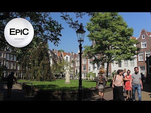 Begijnhof - Amsterdam,