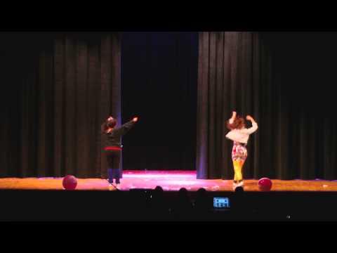 Jonathan Law High School Junior Fashion Show 2013 Part 1