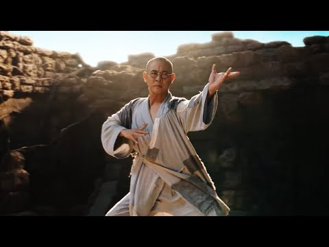 Jet Li GSD Official Trailer 功守道官方預告片