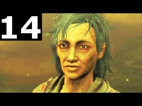 Fallout 4 Walkthrough Gameplay Part 14 - Finding Virgil's Laboratory