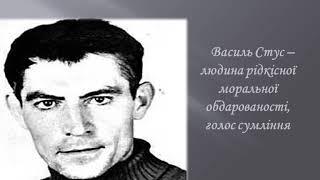 Василь Стус 80