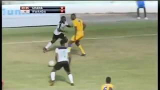 Ghana 1-1 Rwanda HD