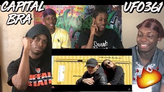 CAPITAL BRA feat. UFO361 - NEYMAR (PROD. THE CRATEZ & YOUNG TAYLOR) - REACTION