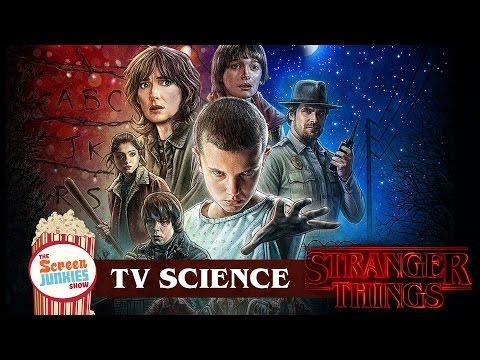 TV Science: Stranger Things
