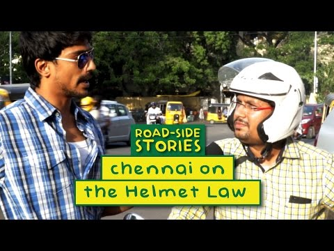 Chennai On The Helmet Law - Road Side Stories | Put Chutney