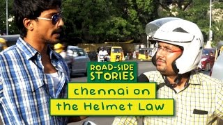 Road Side Stories - Chennai On The Helmet Law | Put Chutney