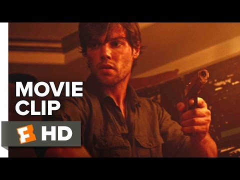 Crossing Point Movie CLIP - Mike Threatens Pedro (2016) - Tom Sizemore Thriller HD