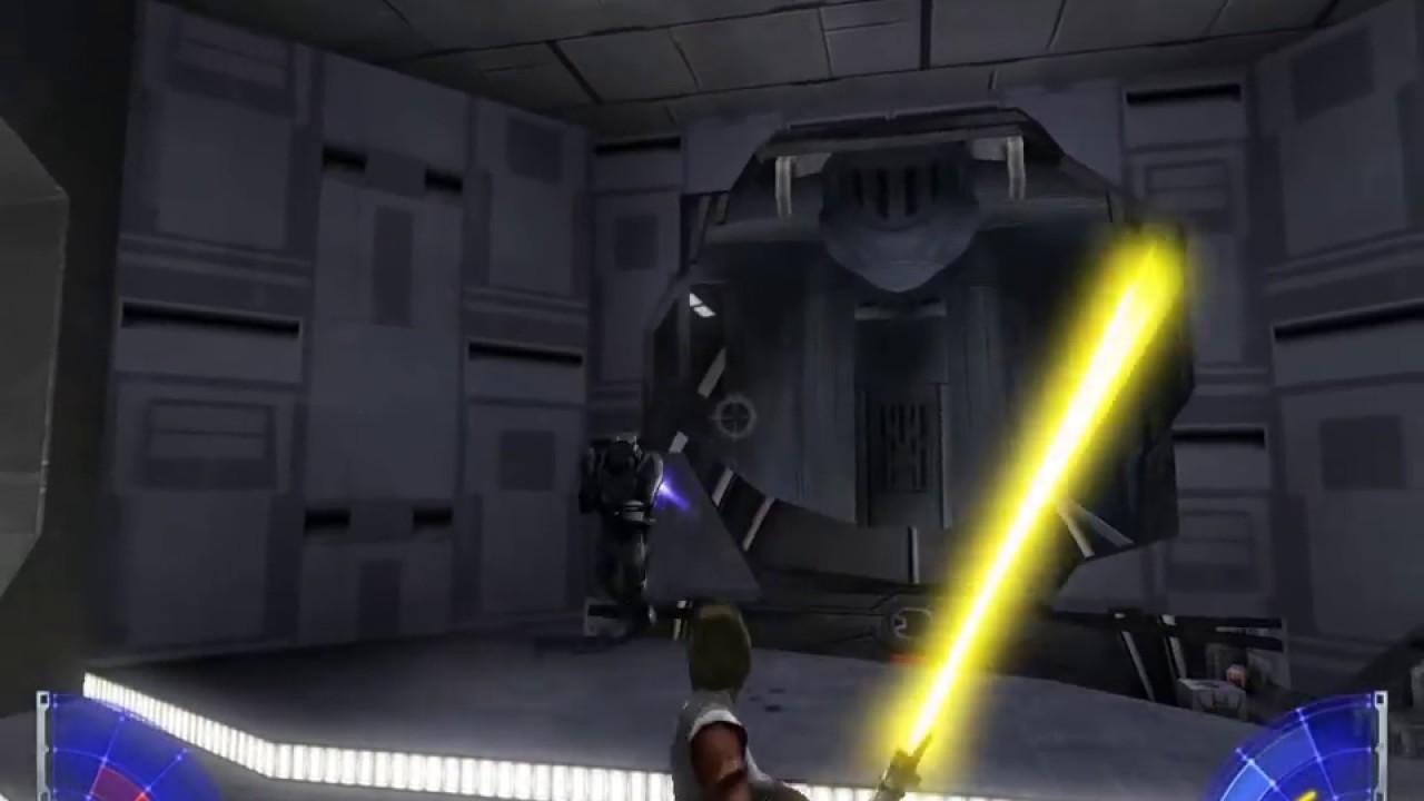 jedi knight: jedi academy - vjun 3 mission (bast castle interior