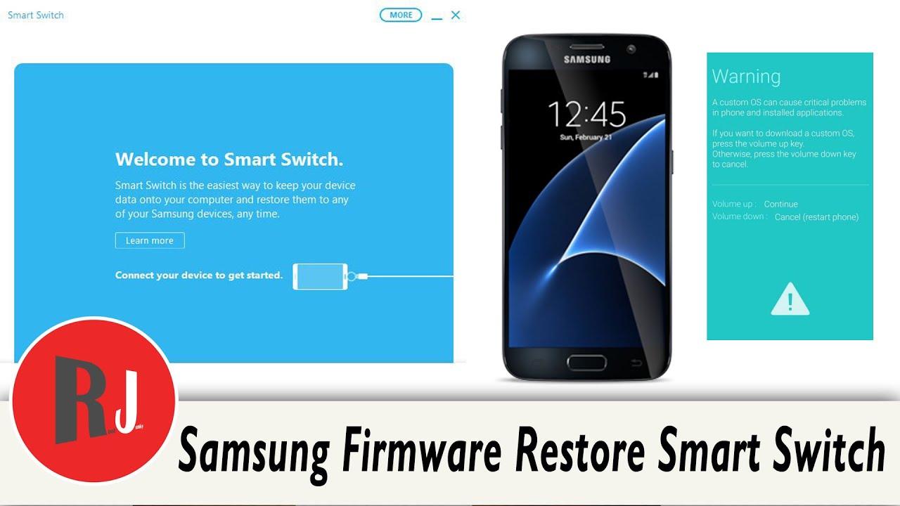 download smart switch for samsung s6